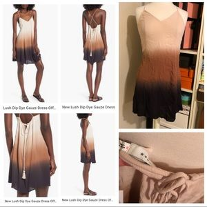 Sexy Etherial Boho Dress in Gauze Material by Lush